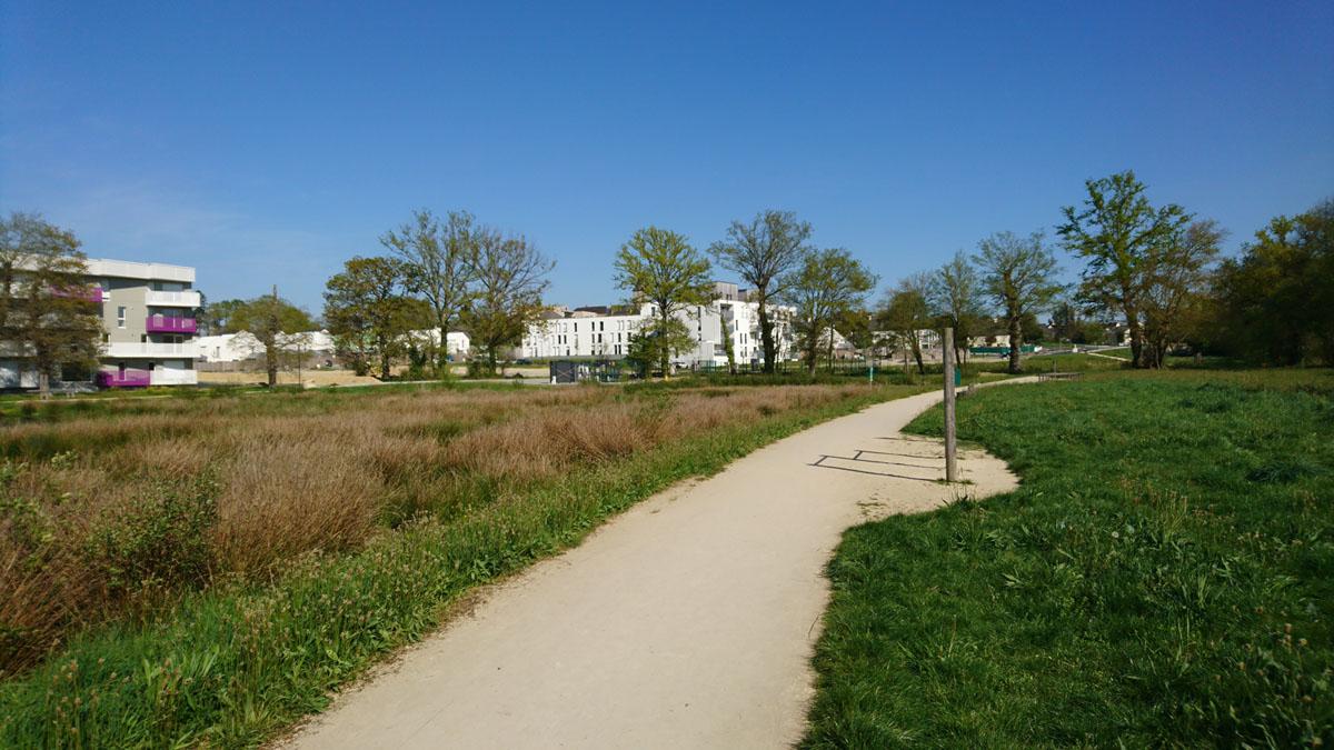 Maison louer org res 35 ille et vilaine bati for Jardin orgeres